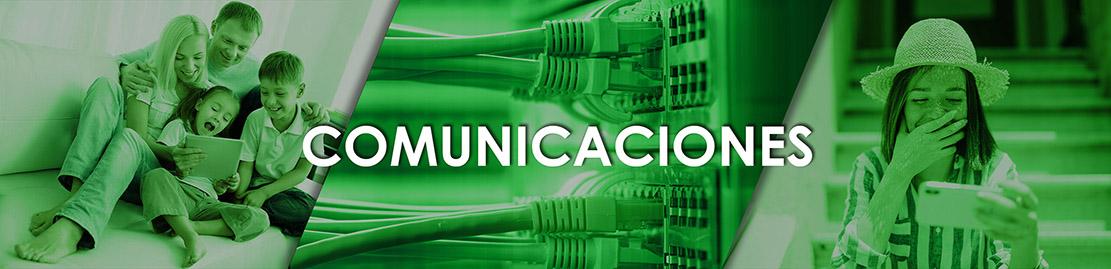 BORDE TITULO Comunicaciones
