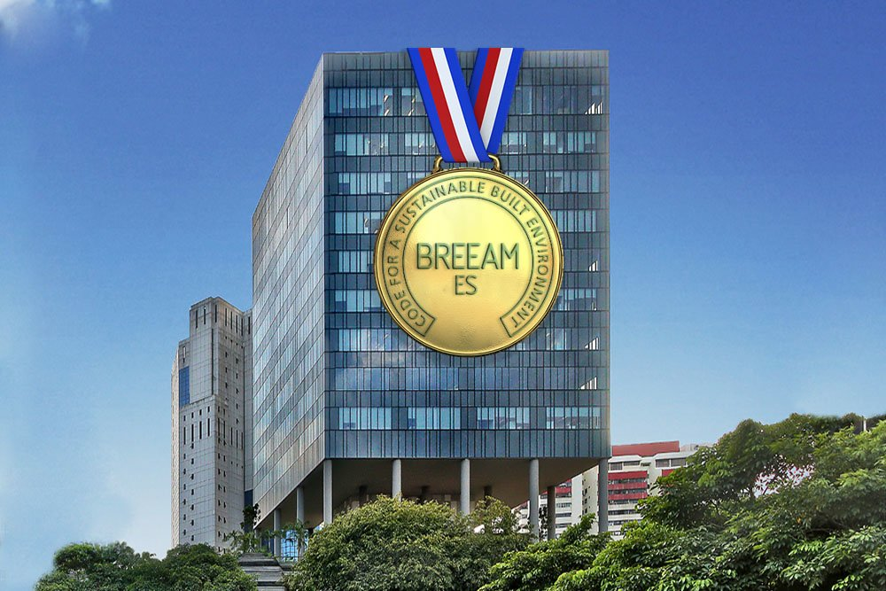 edificio breeam