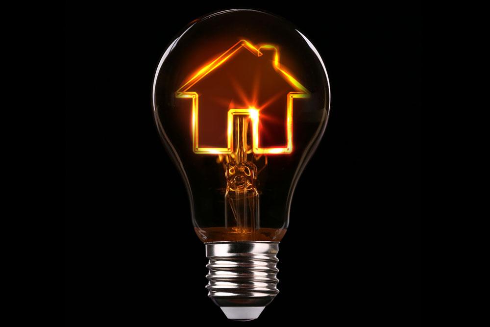 iluminación hogar